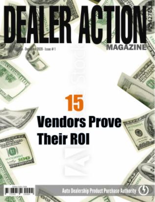 Dealer Action Magazine - January 2021